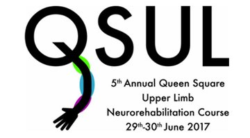 VirtualRehab 4.0 en la 5º edición del Annual Queen Square Upper Limb Neurorehabilitation Course