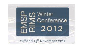VirtualRehab en la EMSP Winter Conference de Praga