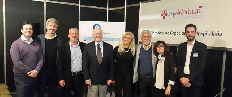 VirtualRehab en Expomedical de la mano de Grupo Medihome