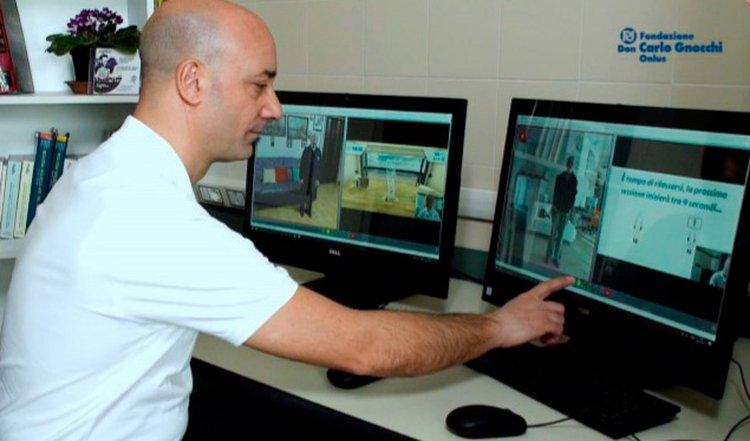 Fundación Don Gnocchi realiza un piloto en Telerehabilitación usando VirtualRehab