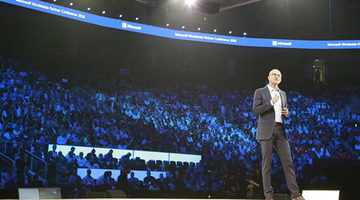 Microsoft Worldwide Partner Conference 2016
