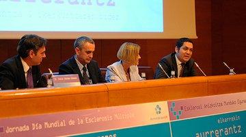Participamos en la jornada científica en el Día Mundial de la Esclerosis Múltiple