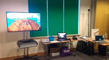 VirtualRehab en el Upper Limb Course 2018 en UCL Queen Square