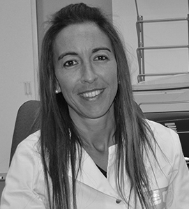 Erika Otxoa, Responsible for physiotherapy services ADEMBI, Spain