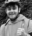 Harrison Mockett, Paciente de Esclerosis Múltiple, Hospital Universitario de Basildon, (Reino Unido)