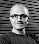 Satya nadella, Director Ejecutivo, Microsoft, Microsoft