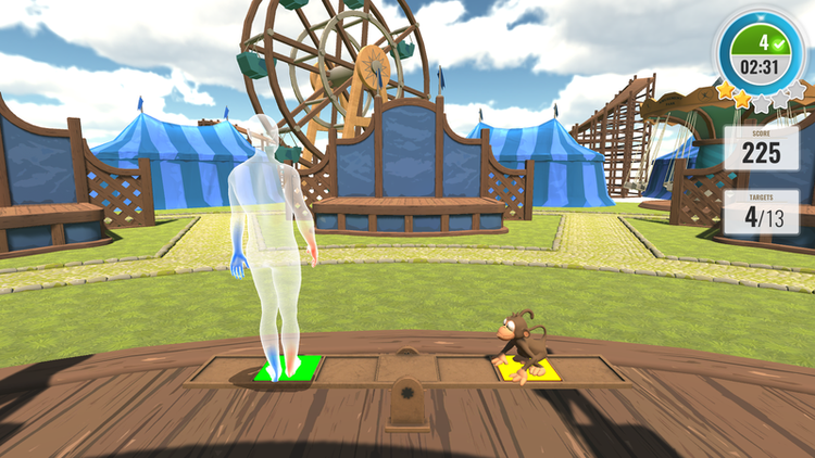 VirtualRehab 4.0 builds upon its success of gamifying neurorehabilitation for patients around the world