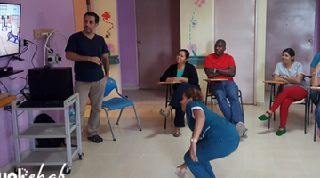 Cable and Wireless and the INMFR of Panama introduce a new model of virtual rehabilitation
