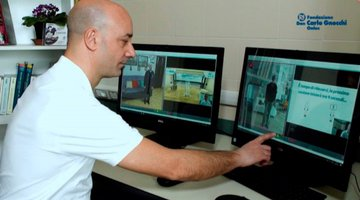Don Gnocchi Foundation Pilot Telerehabilitation Using VirtualRehab