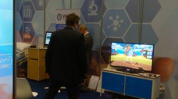 Virtualware at the NHS Care Innovation Expo as a Microsoft Partner